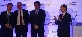 chambre de commerce barcelone vente privée remporte le xviie prix pyrénées de la cci de barcelone