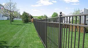 ornamental metal lovewell fencing