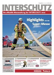 Fw Lfvsh Jugendfeuerwehren Ermittelten Die Interschutz Messezeitung Ausgabe 2 By Pdv Inter Media Venture Gmbh