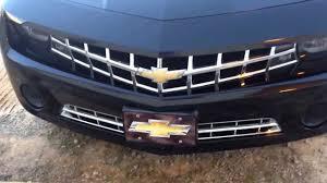 camaro accessories 2013 sold 2013 chevrolet camaro ls exterior accessories
