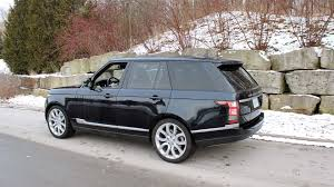 2016 land rover range rover hse td6 test drive review