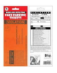 fake parking ticket template printable monthly sign up sheet template