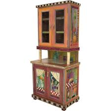 artistic cabinets dressers hutches artisan crafted cabinets