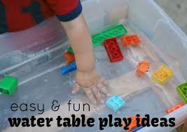 Toddler Water Table 3 Fresh Play Ideas For The Water Table Make And Takes
