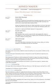 Sharepoint Developer Resume Sample by Download Net Developer Resume Haadyaooverbayresort Com
