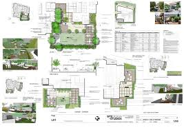 Landscape Floor Plan by Landscape Plans 3d Drafting U2014 Sitedesign Studios