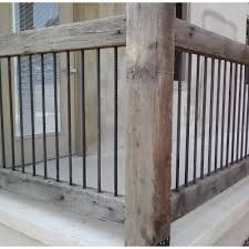 Banister Clips Best 25 Rebar Railing Ideas On Pinterest Fencing Deck Railings