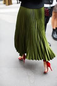 pleated skirts pleated skirts for fall say yes