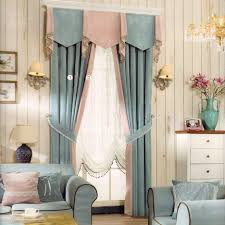 Jcpenney Valances And Swags by Living Room Living Rooms With Blue Curtains Valances For Bedroom