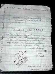 love letter shebi love safna eface in