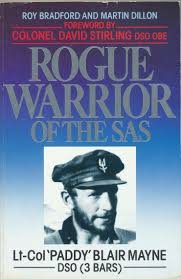 rogue warrior of the sas lt col