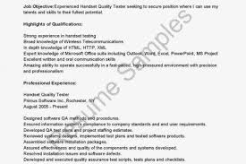 Software Testing Resume For Experienced Sample Manual Testing Resumes Large Size Of Resumeexamples Of A
