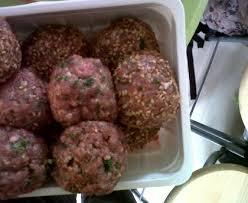 cuisiner des boulettes de viande boulettes de viande persillées recette de boulettes de viande