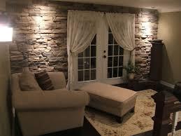 Interior Stone Arches Home