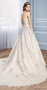multi color wedding dress trubridal wedding moonlight couture fall 2016 wedding