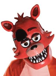 foxy costume youth five nights at freddy s foxy costume five nights at