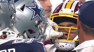 cowboys thanksgiving day cowboys reach 10 1 with thanksgiving day victory over redskins