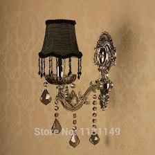 Crystal Bathroom Mirror Led Wall Light Indoor Lighting Bathroom Mirror Arandela Candle