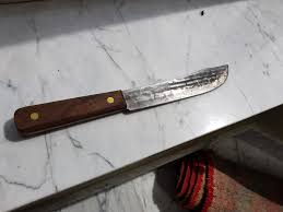old hickory kitchen knives forced sriracha patina on my old hickory butcher u0027s knife album