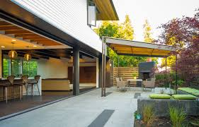 Covered Gazebos For Patios Free Standing Covered Patio Houzz