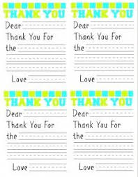 the 25 best printable thank you cards ideas on pinterest
