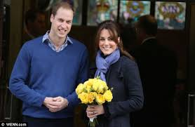 duke and duchess of cambridge finally join rest of royal family