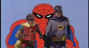 black suit spiderman batman nightwing battles comic vine