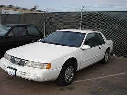 1992 mercury cougar vin 1mepm6043nh633642 autodetective com