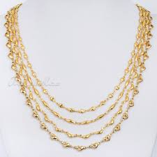 ladies gold necklace images Gold necklace for girls necklaces for girls cheap the jpg
