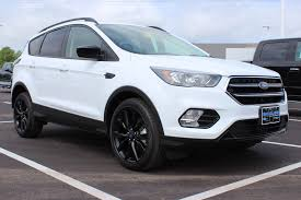 Ford Escape Suv - 2017 ford escape se sport appearance package ecoboost suv at eau