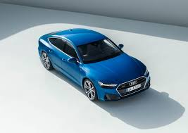 world premiere of the second gen audi a7