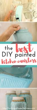 kitchen canisters and jars best 25 kitchen canisters and jars ideas on country