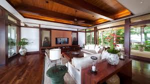 family tv room villa horizon phuket