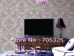 european vintage luxury damask wall paper pvc embossed textured