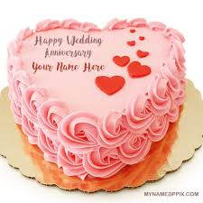 wedding anniversary cakes wishes happy wedding anniversary cake image