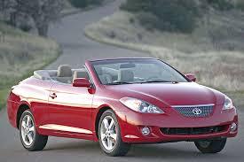 2004 model toyota camry 2006 toyota camry solara overview cars com