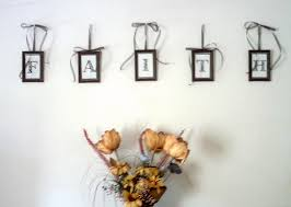 diy simple u0026 inexpensive wall decor classic housewife