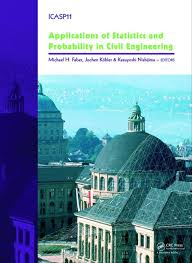 applications of statistics and probability in civil engineering