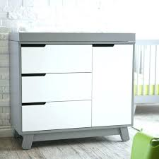 white nursery changing table white changing dresser changing station white double dresser