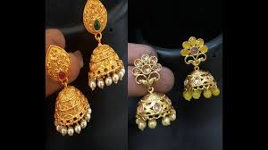 jhumka earrings online best jhumki design collections jhumka earrings online gold