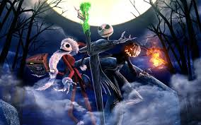 jack skellington pumpkin king wallpaper desktop