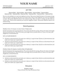 How To Create A Job Resume by Enchanting What Is A Job Title On A Resume 21 With Additional How