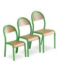 chaise m tallique chaises semi métallique mobilier scolaire