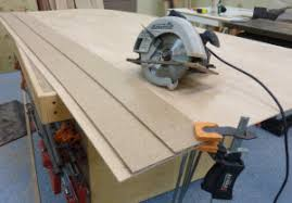 Cheap Table Saws Make Your Own Circular Saw Guide