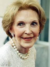 Nancy Reagan Nancy Reagan Dead At 94