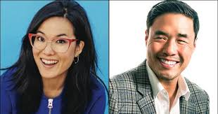 ali wong and randall park are starring in a romantic comedy
