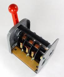 2 hp 3 hp electric motor reversing drum switch position