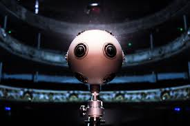 nokia introduces ozo pushing boundaries in vr ar and mixed