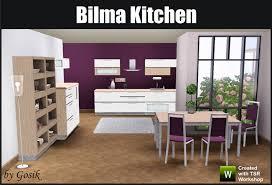cuisine sims 3 gosik s bilma kitchen