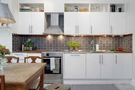 Contemporary White Kitchen Cabinets Contemporary White Kitchen Cabinets Blue Pearl Granite Home